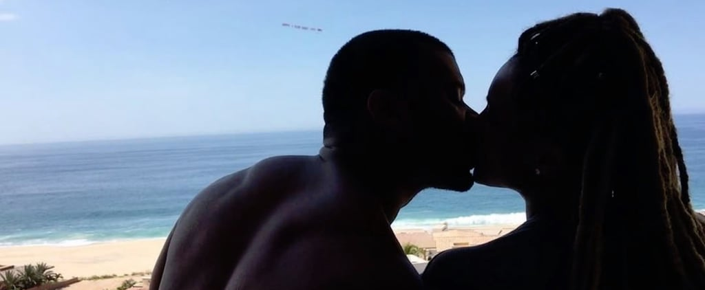 Ciara Writes Her Love For Russell Wilson in the Sky For Their First Wedding Anniversary