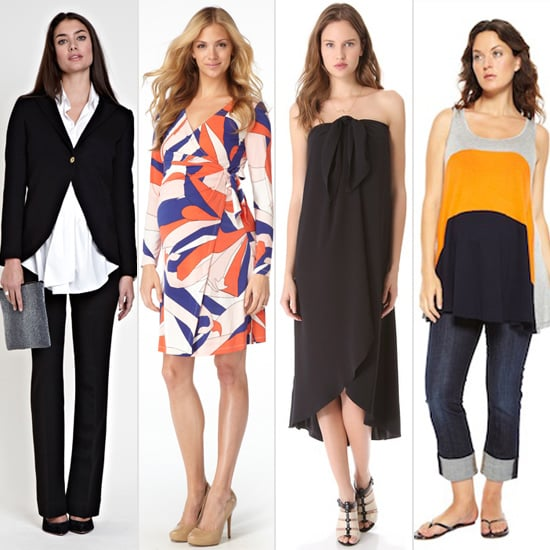 Trendy maternity clothes online