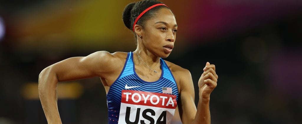 These Are the Butt Exercises That Helped Runner Allyson Felix Win 9 Olympic Medals