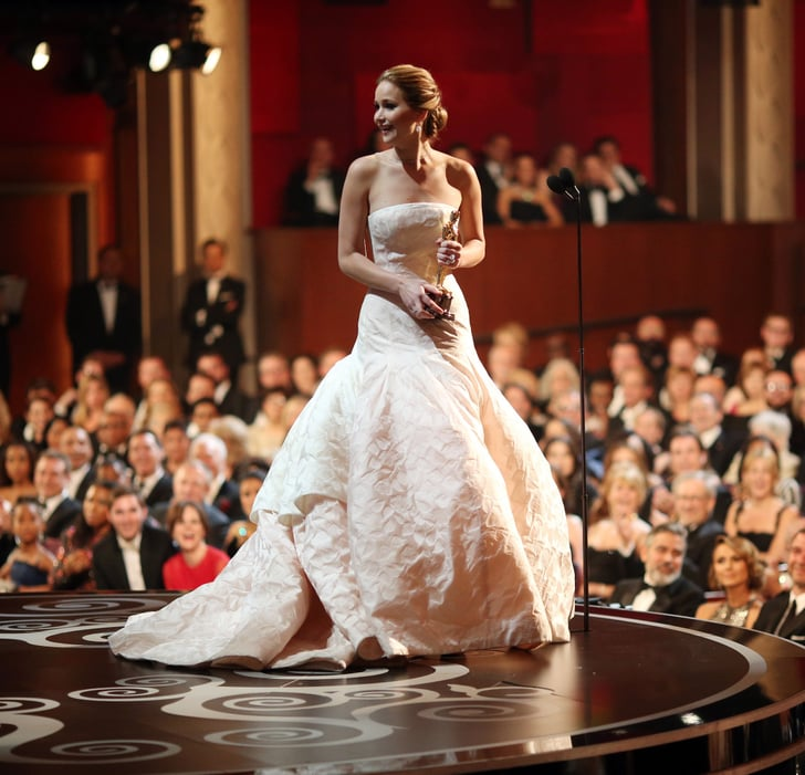 30 Iconic Oscars Dresses Worthy of Their Own Award
