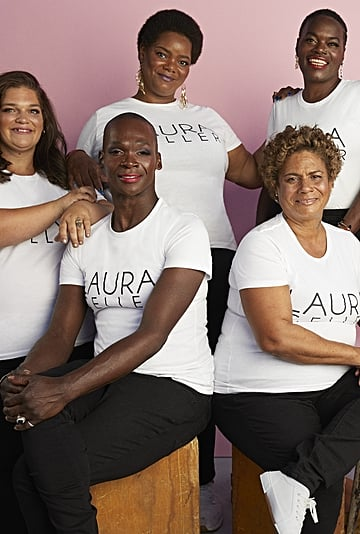 Laura Geller Holiday Campaign Features Seven Homeless Women