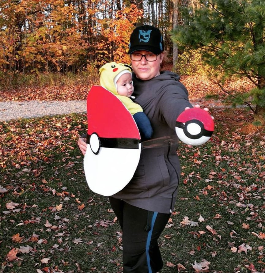 Baby Carrier Halloween Costumes Popsugar Family