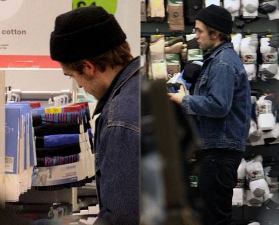 Photos of Pattinson Shopping