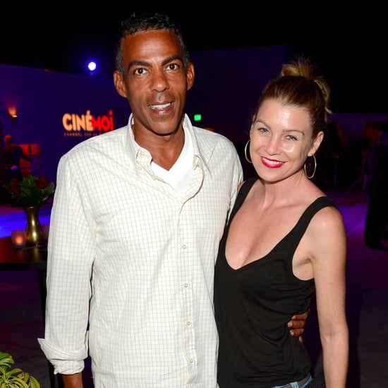 Ellen Pompeo Welcomes Third Child
