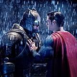 Batman and Superman From Batman v Superman
