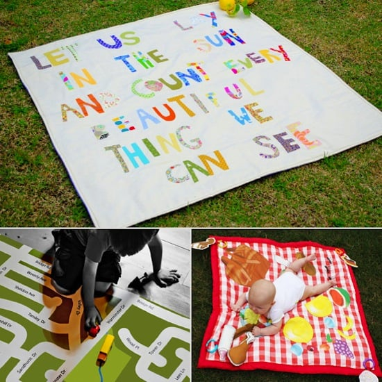 Play Mats For Babies and Kids