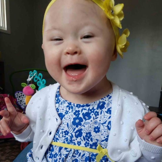Toddler With Down Syndrome Beats Cancer Twice