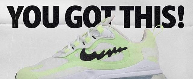 Nike In My Feels Air Max 270 React