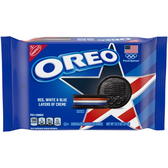 Oreo Has Team USA Cookies With Red, White, and Blue Cream
