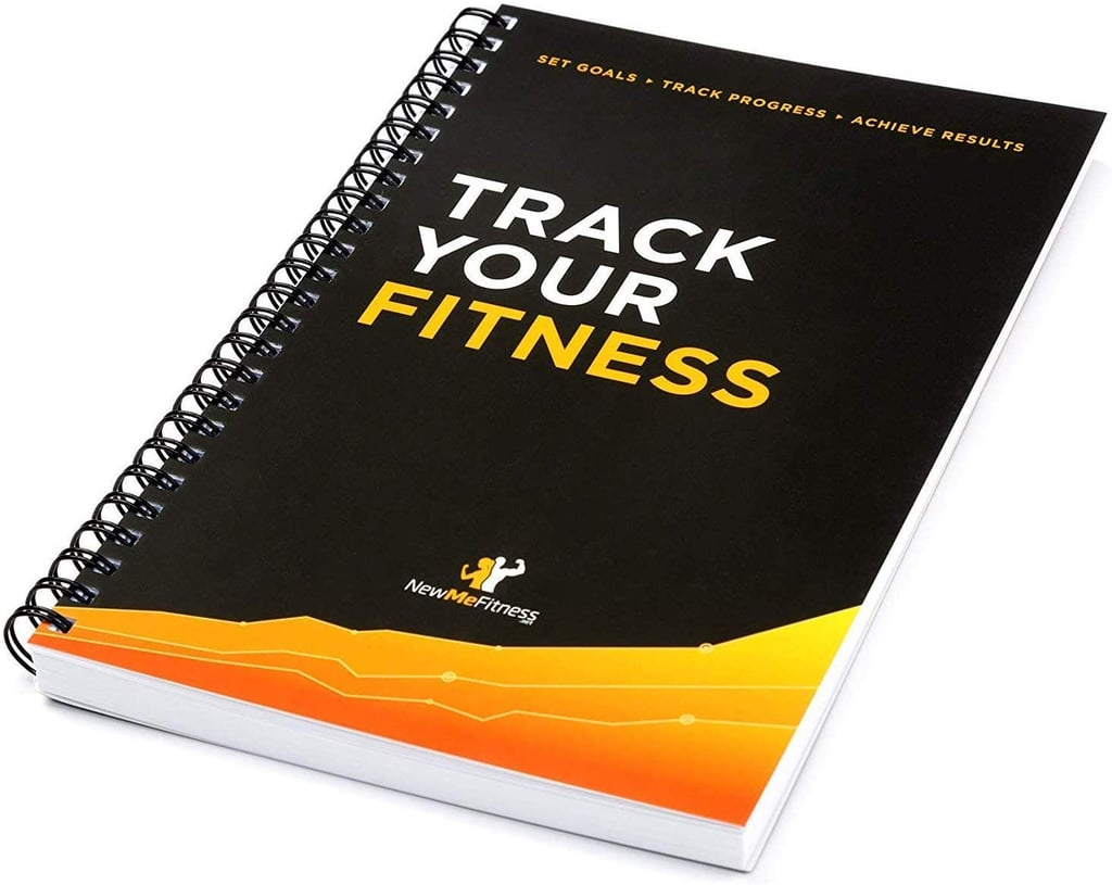 Workout Log Book & Fitness Journal
