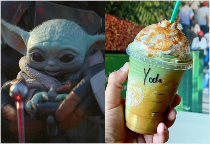 How to Order Starbucks's Secret Baby Yoda Frappuccino