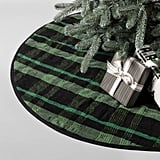Hearth & Hand With Magnolia Plaid Tree Skirt