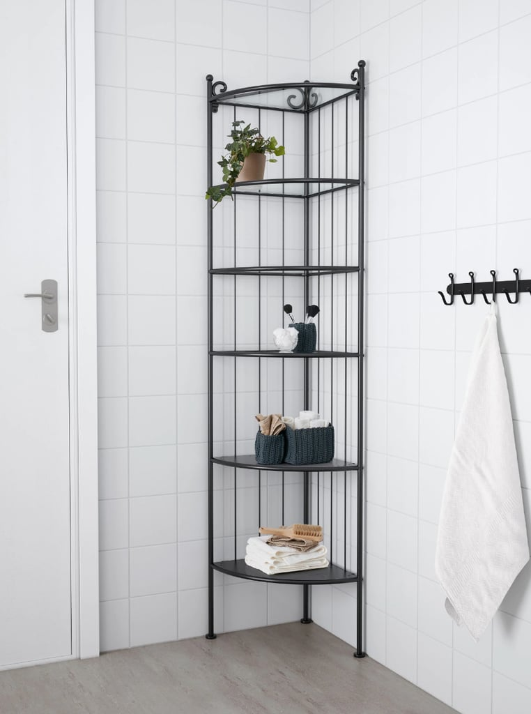 Rönnskär Corner Shelf Unit