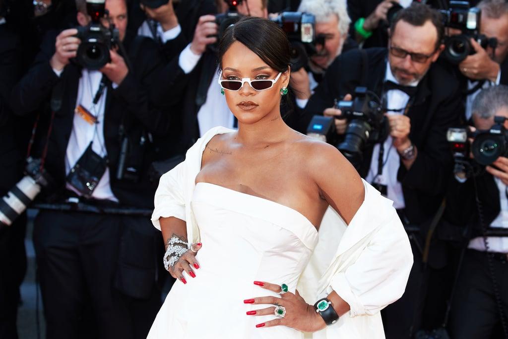 Rihanna Reveals Her Dream Wedding Dress to Anna Wintour
