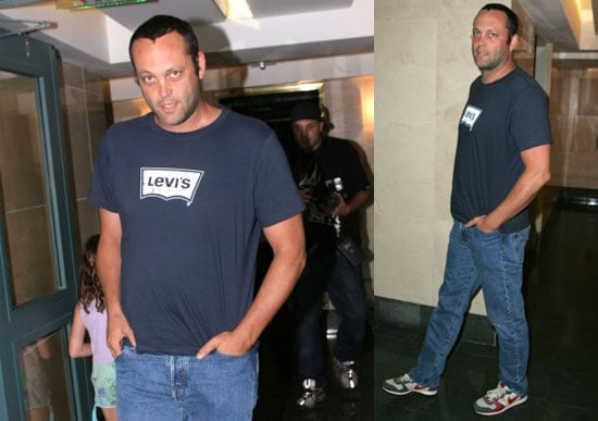 Vince Vaughn: Bachelor With A Widow's Peak