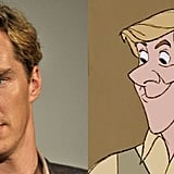 Benedict Cumberbatch as Roger Radcliffe