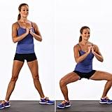 Inner Thighs: Sumo Squat