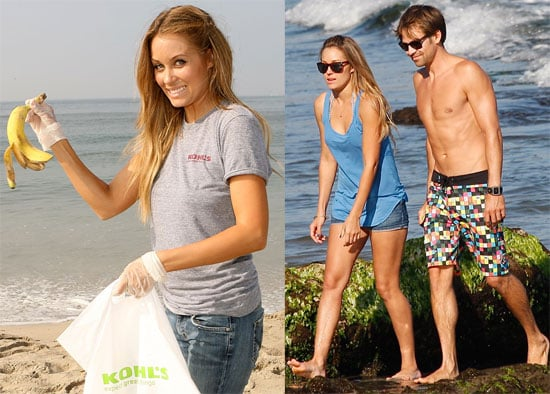 Photos of Lauren Conrad and Shirtless Kyle Howard in LA ...