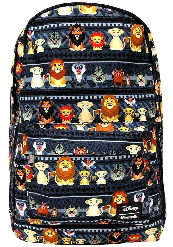Loungefly The Lion King Characters Print Backpack