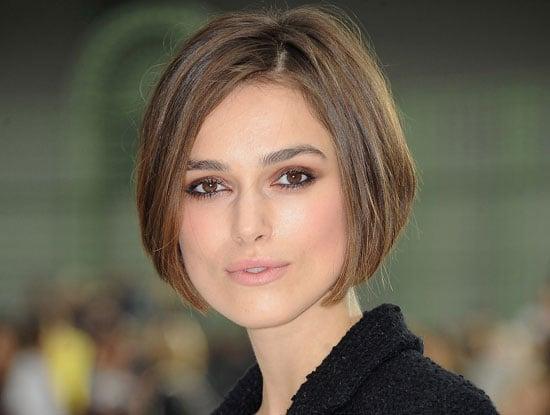 Keira Knightley's New Haircut