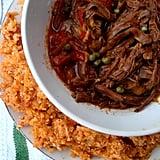Crock-Pot Ropa Vieja With Cuban Sauce