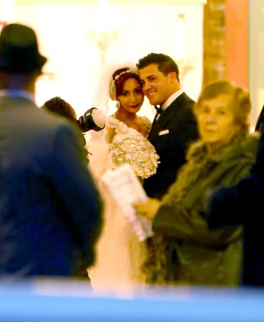Snooki Is Married See Her Wedding Pictures