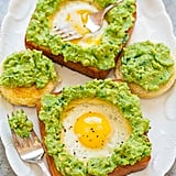 Egg-in-a-Hole Avocado Toast