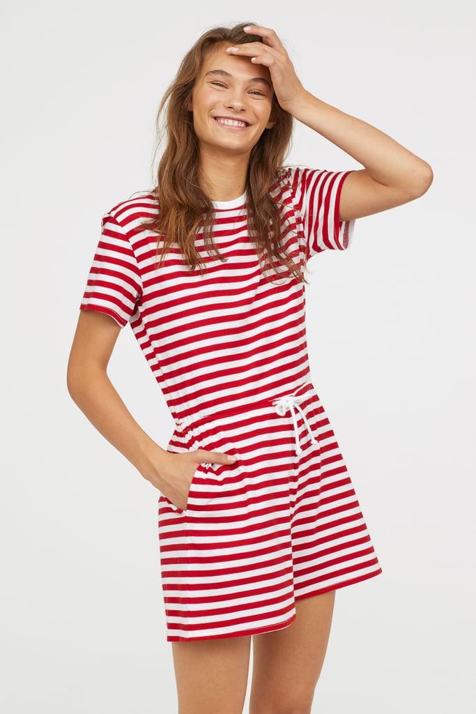 e18c07596c87 Striped Jumpsuit
