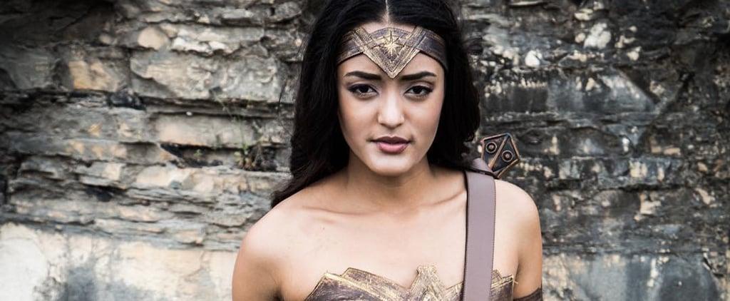 29 Supercreative DIY Wonder Woman Costumes