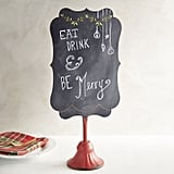 Holly Chalk Menu Board ($15)