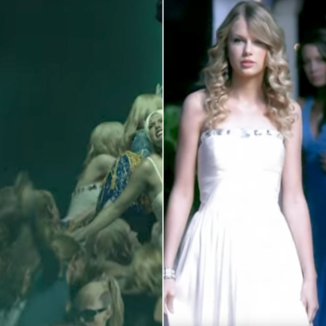 You Belong With Me Dolled Up Taylor All The Old Taylor Swifts That Were Brought Back To Life Then Killed In Lwymmd Popsugar Celebrity Photo 18
