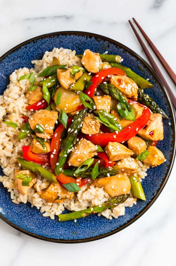 Teriyaki Chicken Stir-Fry | Quick Recipes For Weight Loss ...