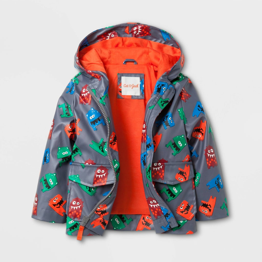 711bafc40 Cat & Jack Rain Jacket | Raincoats For Kids 2017 | POPSUGAR Family ...