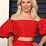 Elizabeth Banks at the 2019 Vanity Fair Oscars Party