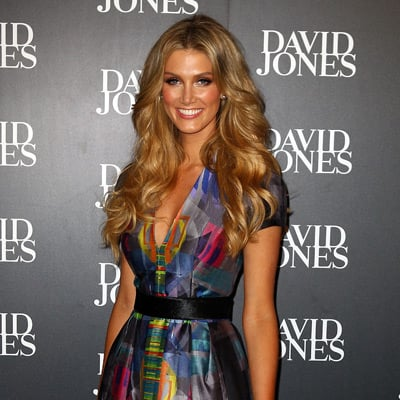 David Jones Autumn Winter 2012 Launch Celebrity Pictures: Delta Goodrem, Megan Gale, Dannii Minogue and More