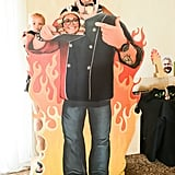 Mom Throws Guy Fieri-Themed Party For Her Toddler
