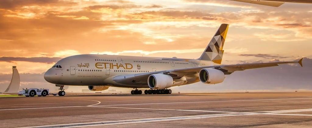 الاتحاد للطيران تعقد شراكة جديدة لتقدم فحص كوفيد19 في المنزل