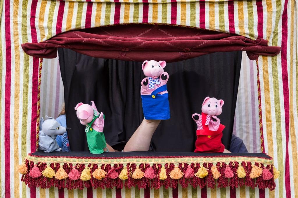 Put On a Puppet Show
