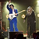 Harry Styles Inducts Stevie Nicks Into the Rock and Roll Hall of Fame