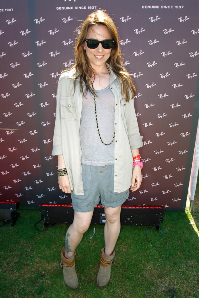 Pictures from the Isle of Wight Music Festival 2010