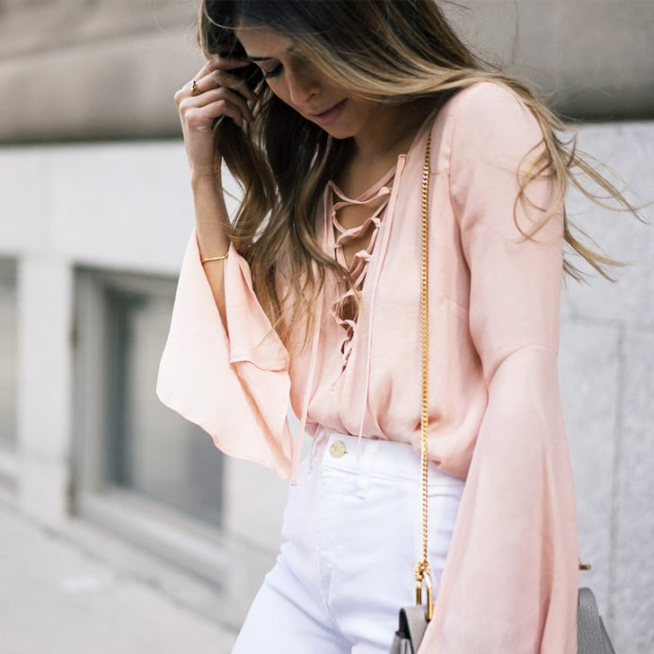 Bell Sleeve Outfit Ideas