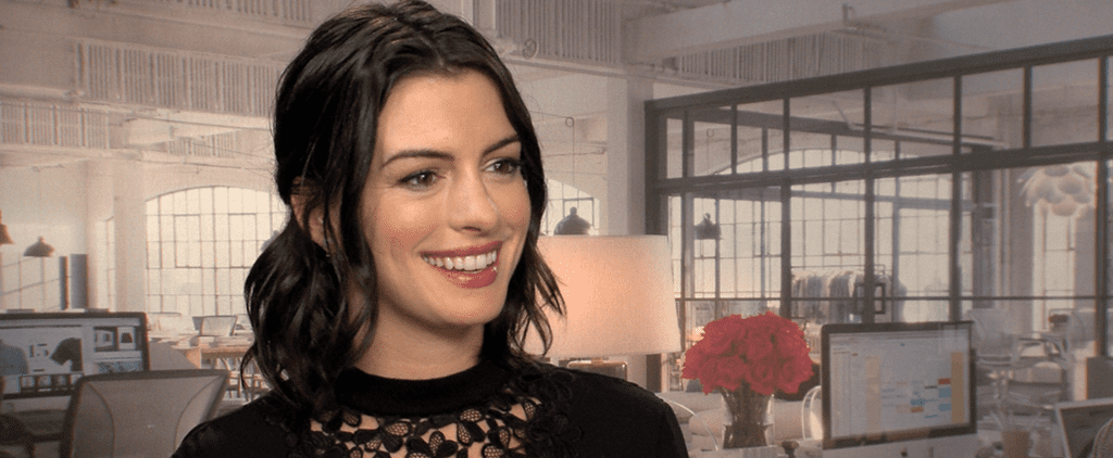 Anne Hathaway Knows Exactly What Andy Sachs Is Doing Now