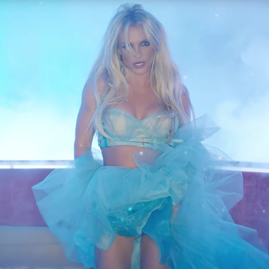 "Britney Spears ""Slumber Party"" Music Video"