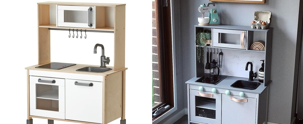 Prepare to Be F*cking Amazed by How Parents Customize Their Kids' Basic Ikea Play Kitchens