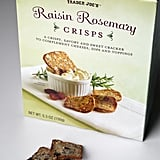 Raisin Rosemary Crisps ($4)