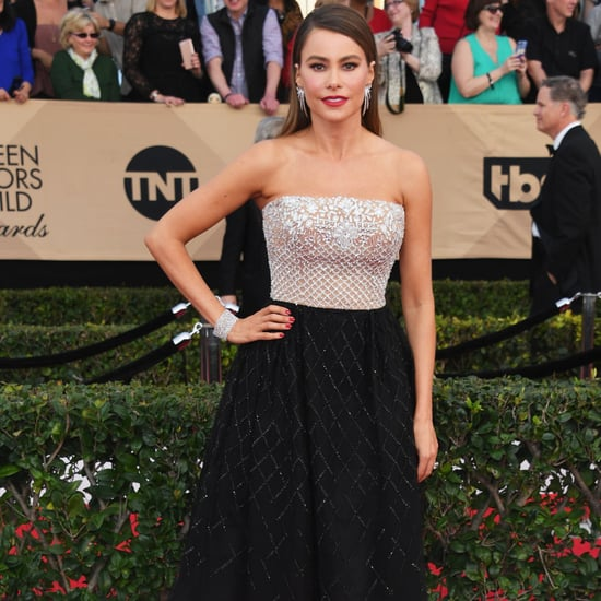 Sofia Vergara's Zuhair Murad Dress at the 2017 SAG Awards