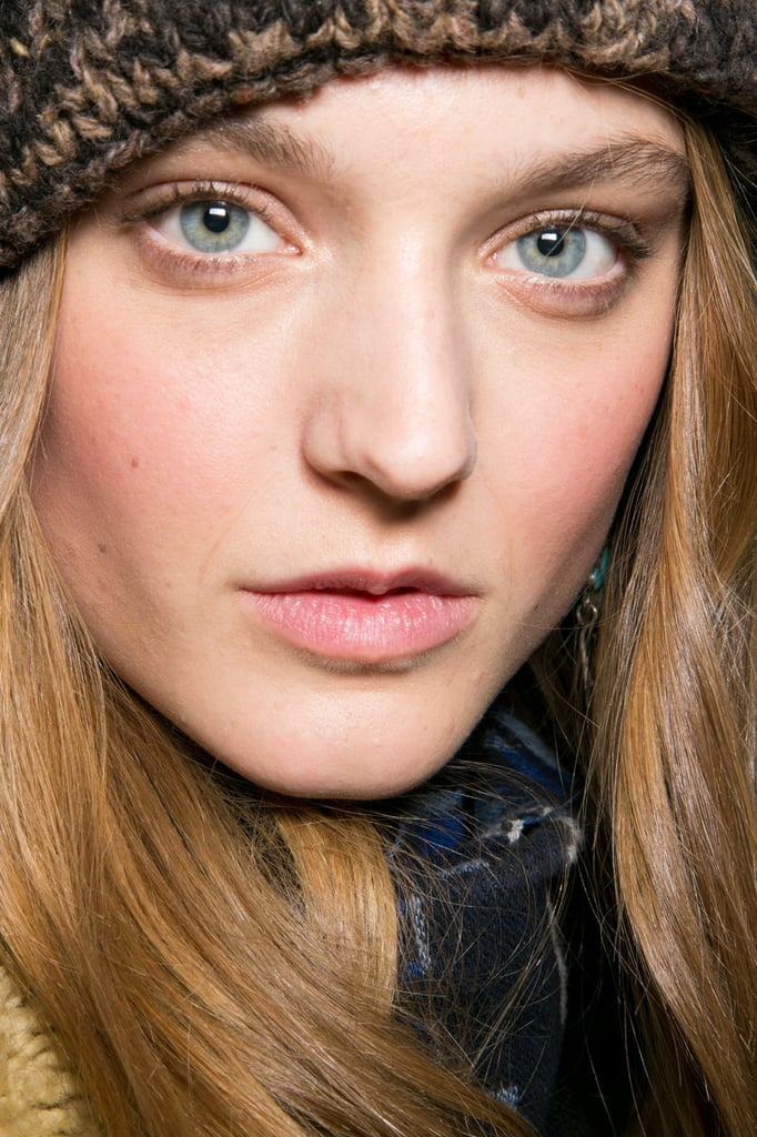 """Brassy: """"Most women encounter this when they have their hair coloured. Brassiness is your hair throwing warm tones, which can make the hair look a little dehydrated and frizzy."""""""