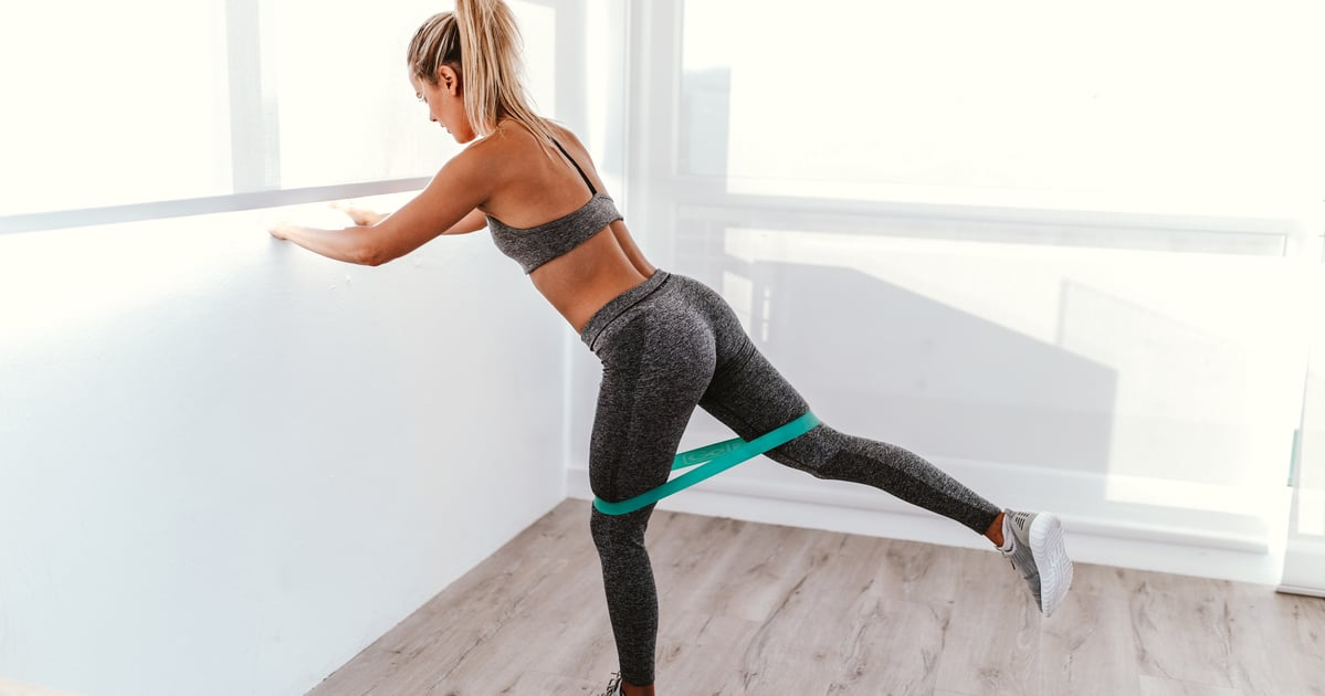 5 Resistance-Band Exercises That Will Tone Even the Trickiest Spots