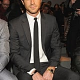 Justin Theroux is one of People magazine's Sexiest Men of 2013.