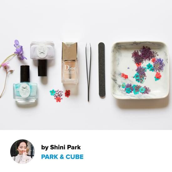 DIY Spring Nail Tutorial
